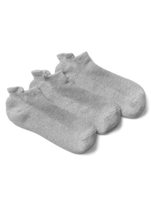 Bilekte biten çorap (3 parça)