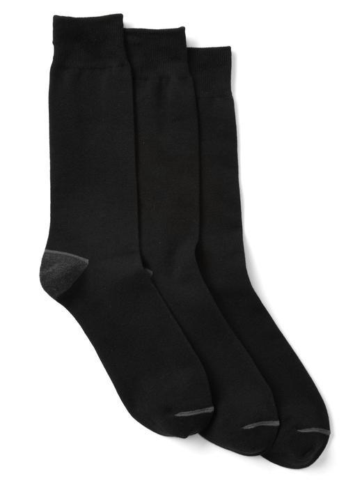 Düz renk çorap (3 parça)