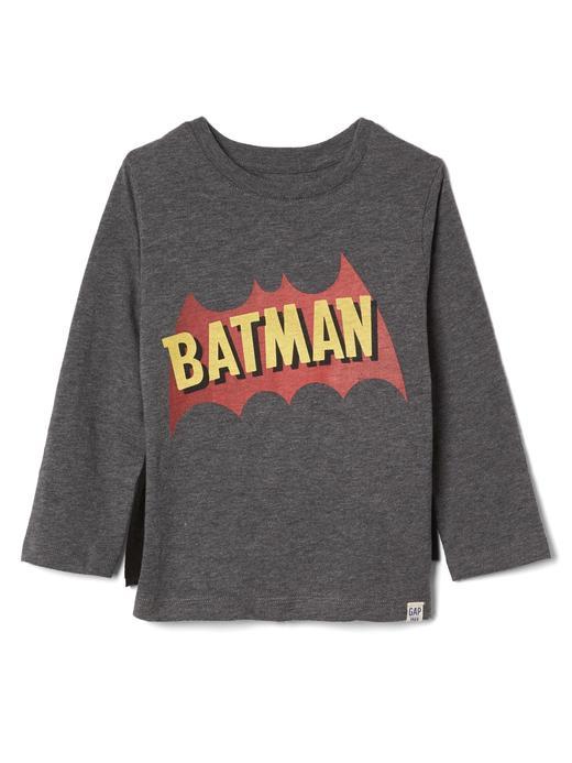 babyGap | DC™ uzun kollu t-shirt