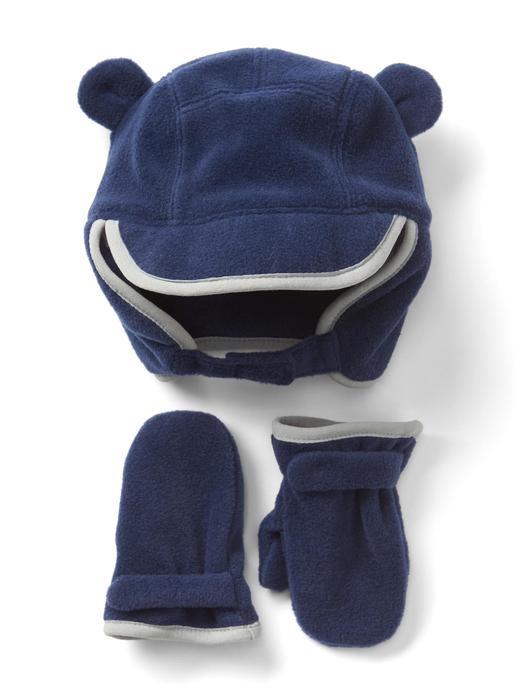 Pro Fleece  şapka ve eldiven seti