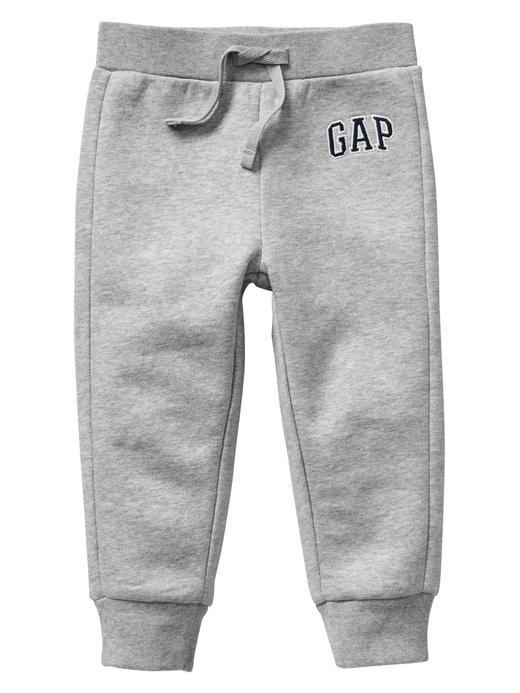 Bebek Gri Gap Logo Polar Eşofman Altı