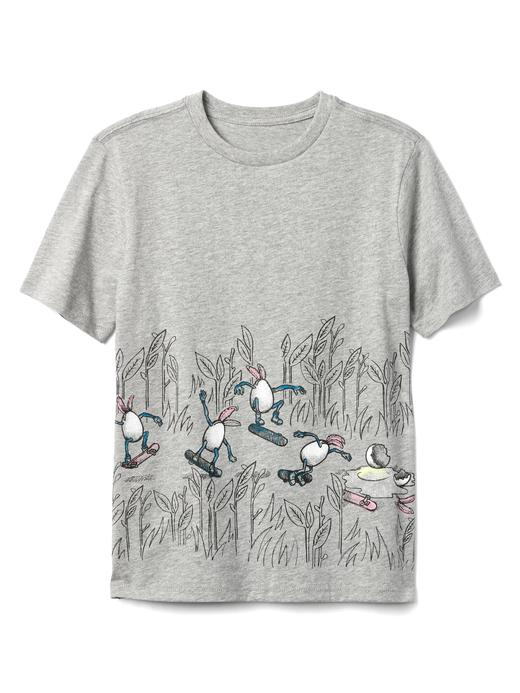 Gap | Sarah Jessica Parker kısa kollu baskılı t-shirt