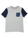 Kısa kollu t-shirt