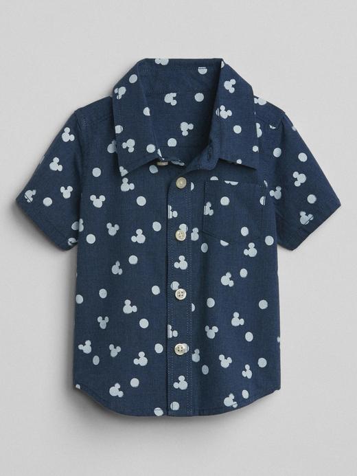 babyGap | Disney Mickey Mouse Gömlek
