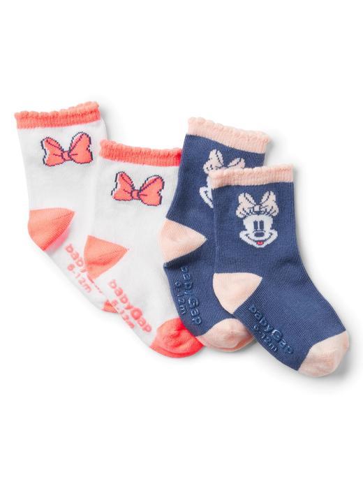 babyGap | Disney Minnie Mouse 2'li çorap