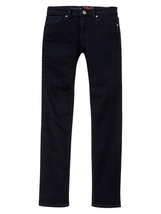 Kız Çocuk denim Süper Skinny Kot Pantolon