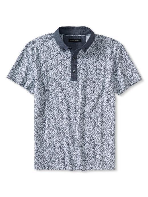 Slim Polo Yaka T-Shirt