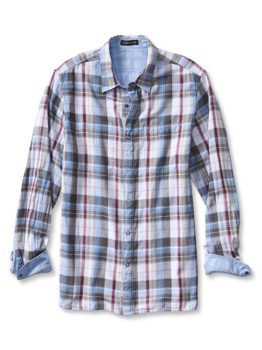 Camden-Fit pamuklu gömlek