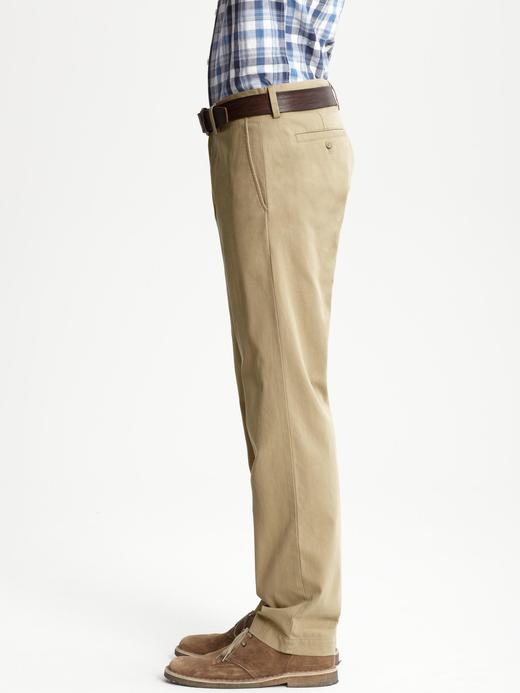 Emerson Vintage Straight Chino Pantolon