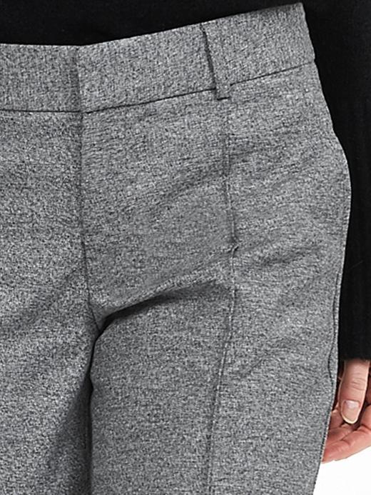 Gri geniş paça pantolon