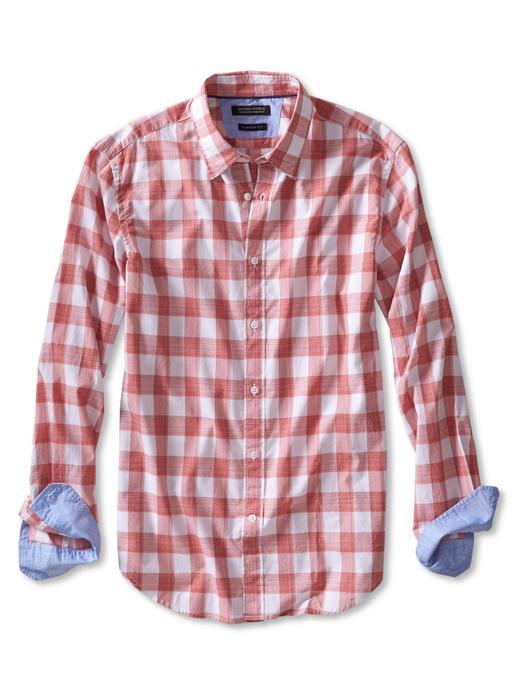 Camden-Fit kareli gömlek