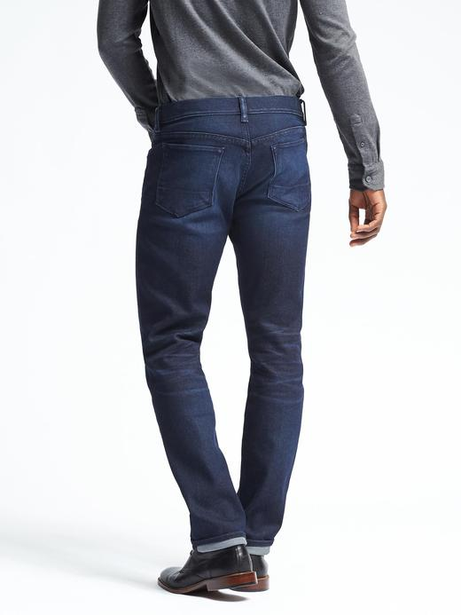 Slim Traveler Jean Pantolon