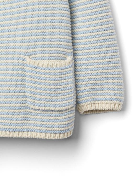Ayıcık kulaklı kapüşonlu sweatshirt