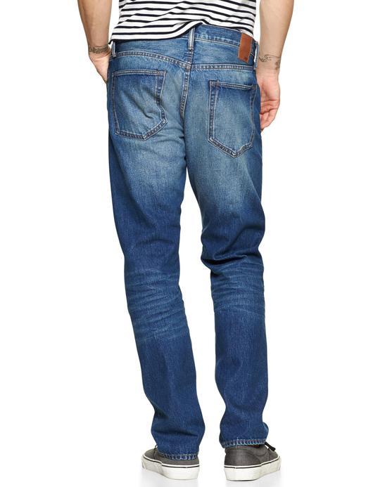 1969 standard fit jean pantolon (medium indigo)
