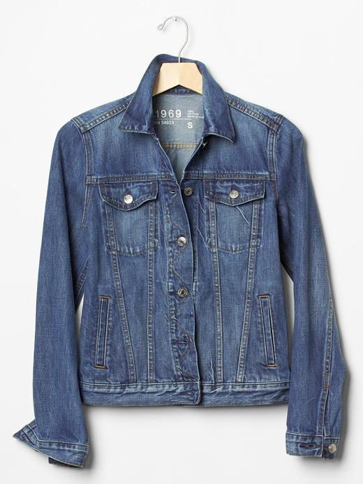 1969 denim ceket