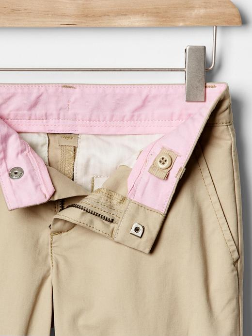 Khaki okul pantolonu
