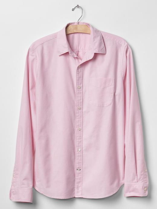 Oxford gömlek