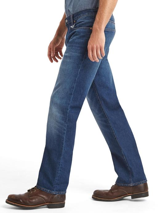 1969 standard fit jean pantolon