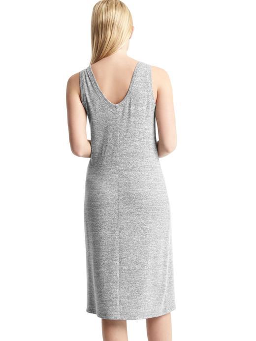 Kırçıllı midi elbise