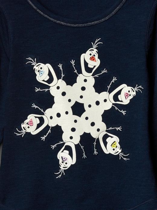 Bebek kırık beyaz Grafik desenli t-shirt