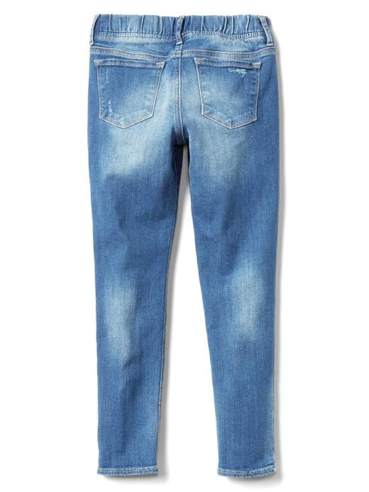Streç jegging pantolon