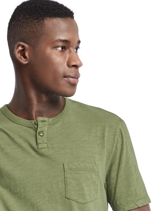 Cepli henley t-shirt