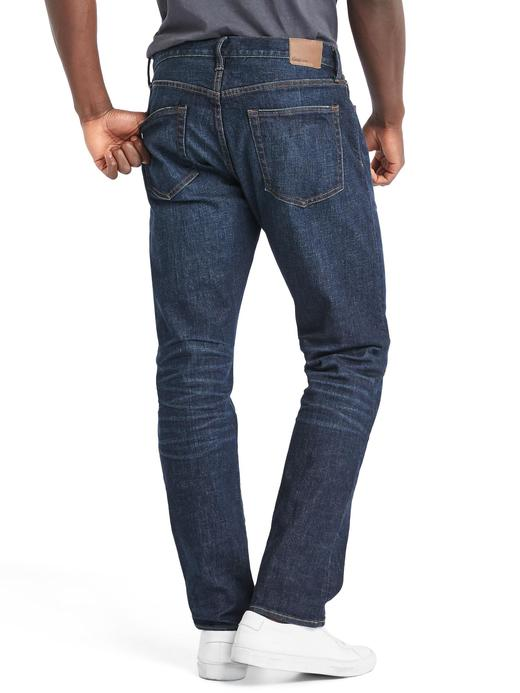 Athletic taper fit jean pantolon