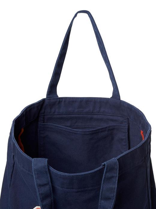 Logolu çanta