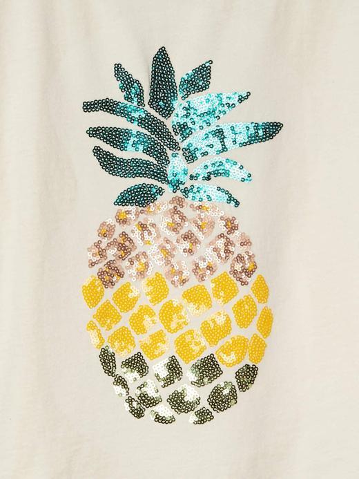 bej Grafik desenli t-shirt