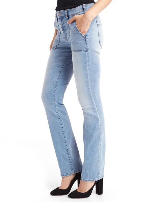 Orta belli jean pantolon