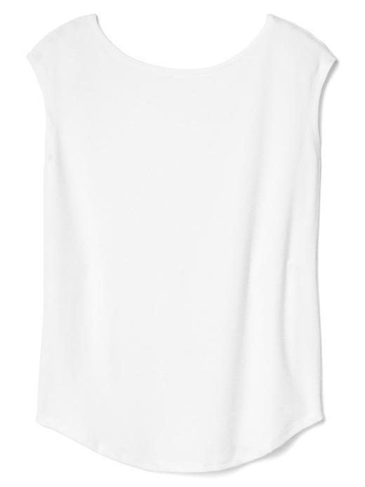 Kayık yaka t-shirt