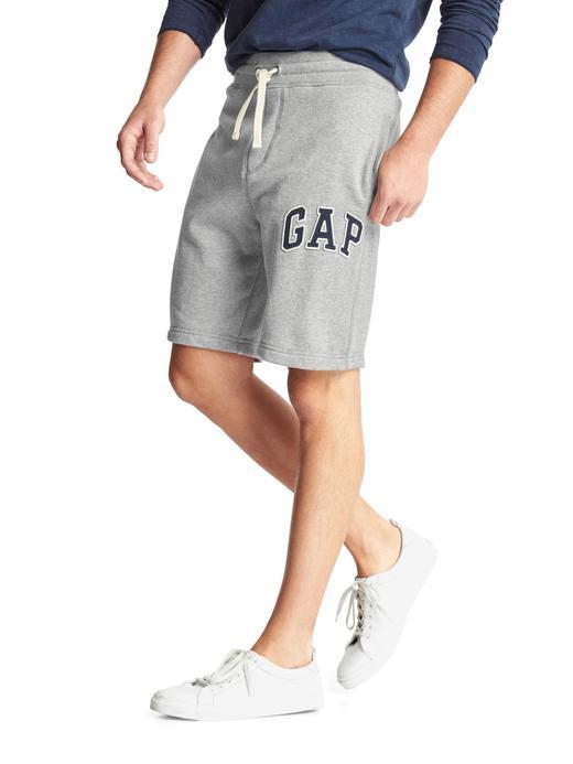Erkek siyah Gap Logolu şort