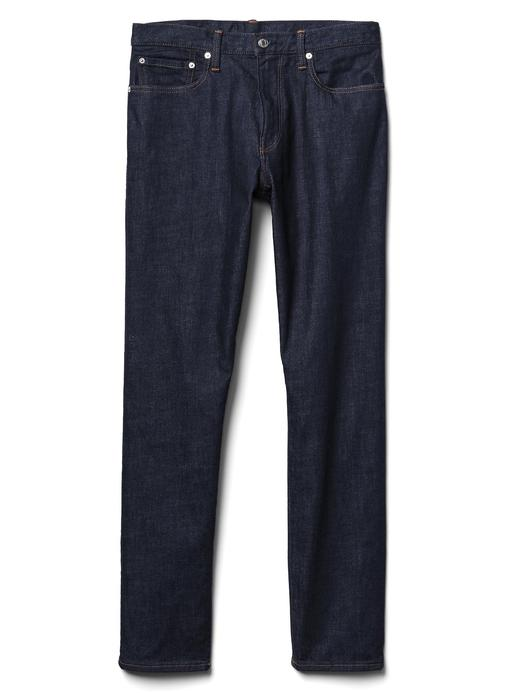 Taper fit jean pantolon