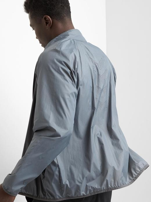 GapFit fermuarlı ceket