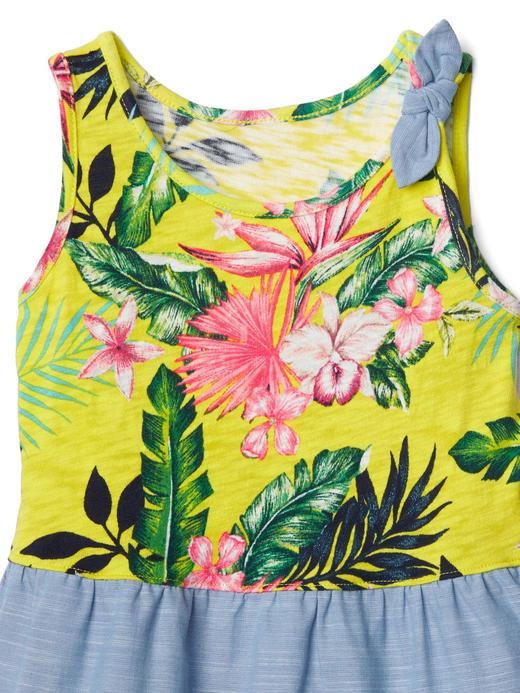 çiçek desenli Deseli elbise