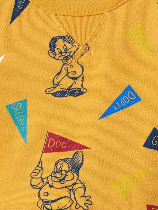 babyGap | Disney Baby Snow White and the Seven Dwarfs raglan sweatshirt