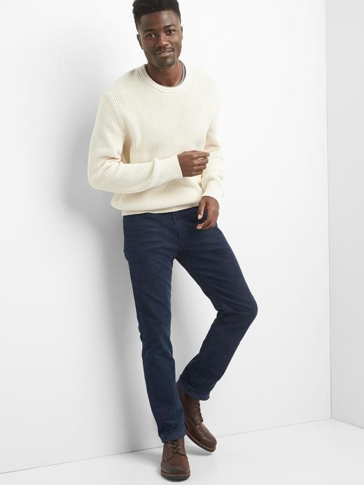 Slim Fit Streç Pantolon