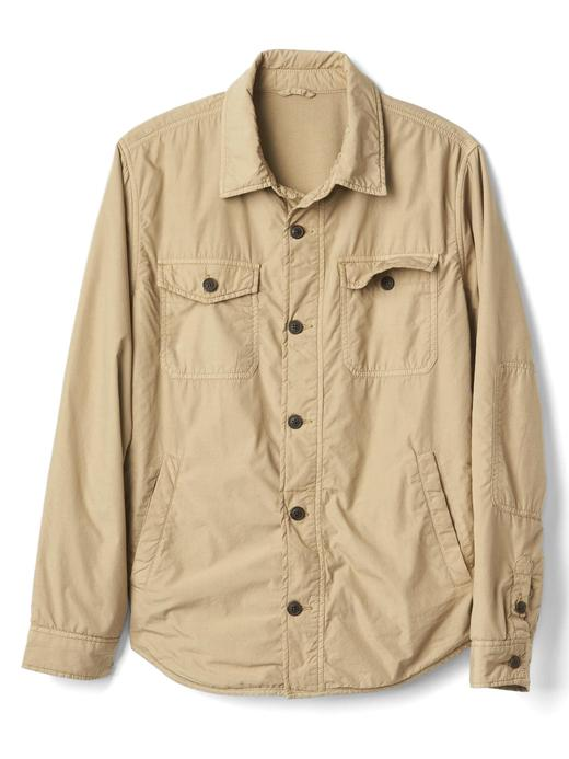 siyah Astarlı gömlek ceket