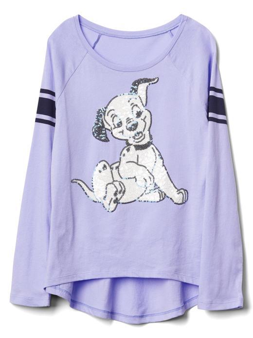 GapKids | Disney işlemeli raglan t-shirt