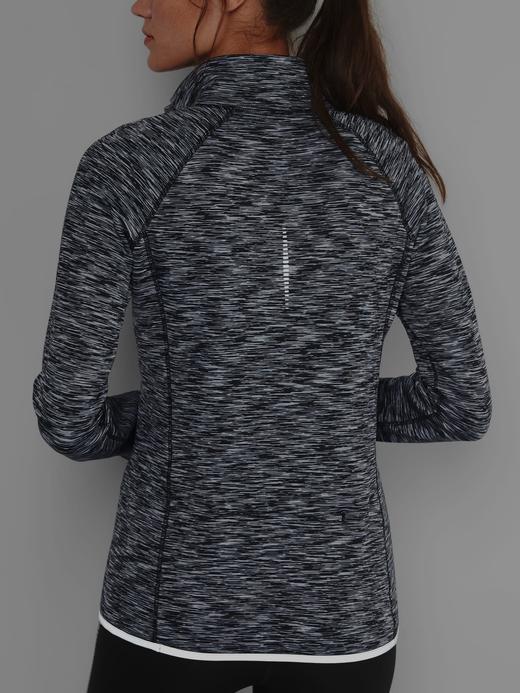 GapFit Orbital ışığı yansıtan polarlı sweatshirt