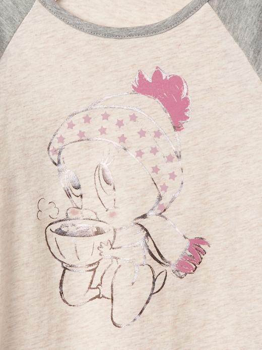 Bebek kalpli babyGap | Looney Tunes grafik desenli t-shirt
