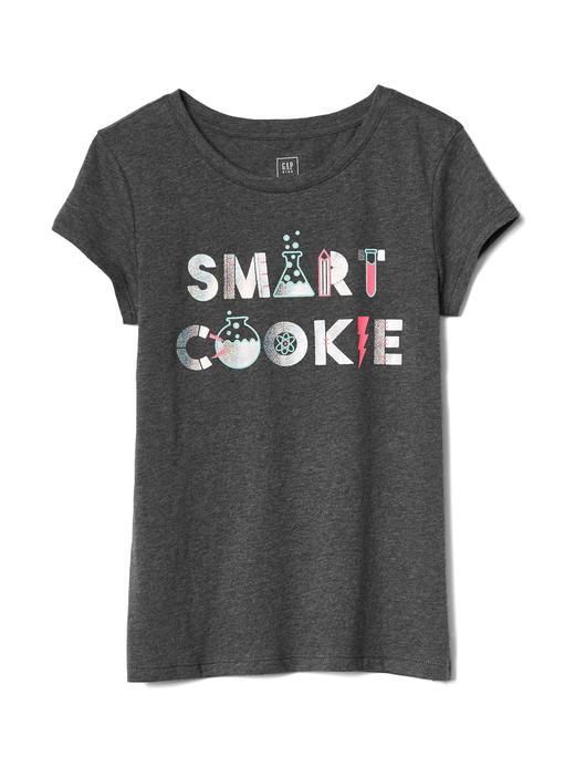 açık pembe Grafik desenli t-shirt
