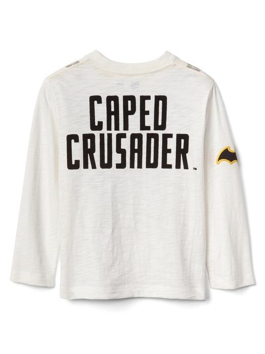 babyGap | DC™ Justice League uzun kollu t-shirt