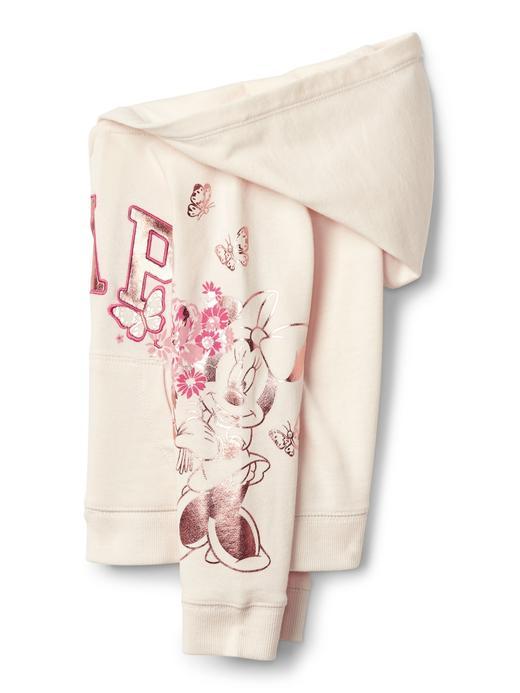 babyGap | Disney desenli logolu sweatshirt