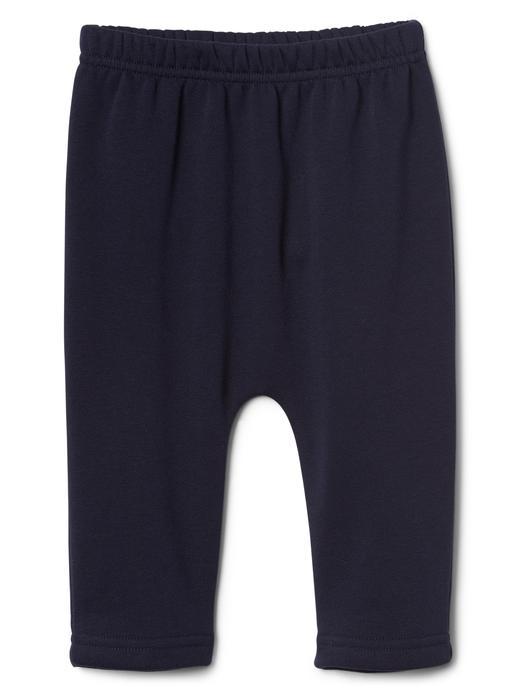 Yumuşak desenli pantolon