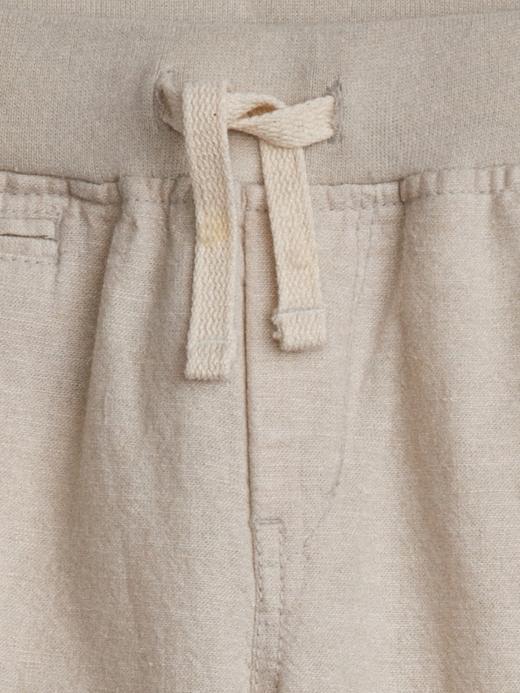Ayarlanabilir paçalı pantolon