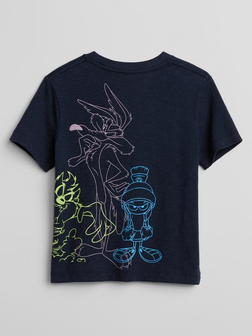 GapKids | Looney Tunes desenli t-shirt