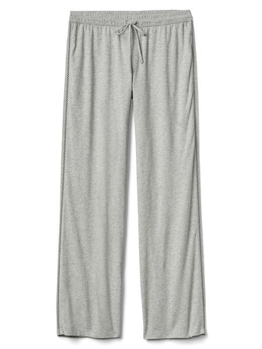 Bol Paça Pijama Altı