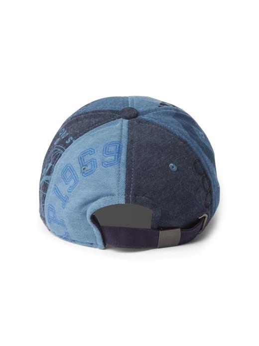 Logolu desenli şapka