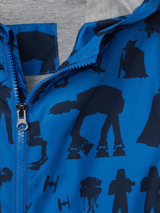 Erkek Çocuk mavi GapKids   Star Wars™ rüzgarlık